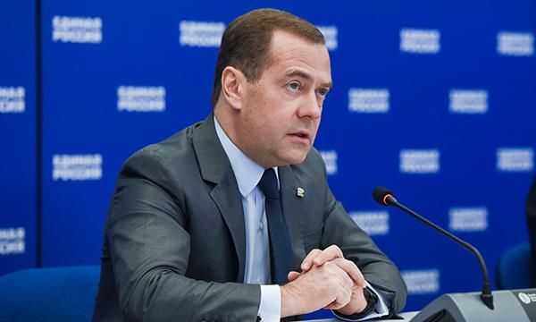 Дмитрий Медведев: Нужно отказываться от долевого строительства