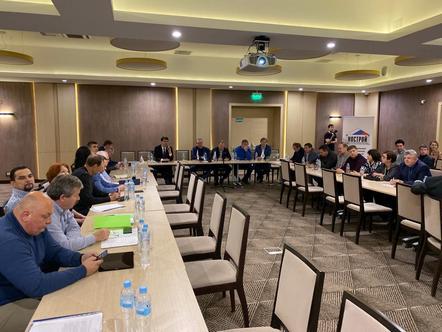 На Круглом столе НОСТРОЙ в Уфе обсудили Стратегию развития строительной отрасли до 2030 года и НРС