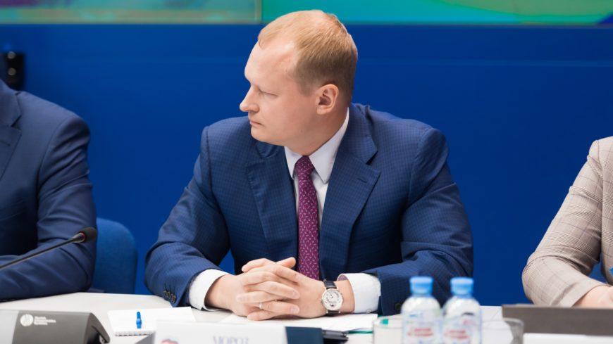Антон Мороз рассказал о проблемах развития индивидуального жилищного строительства на Форуме «Строительная отрасль. Горизонт 2030»