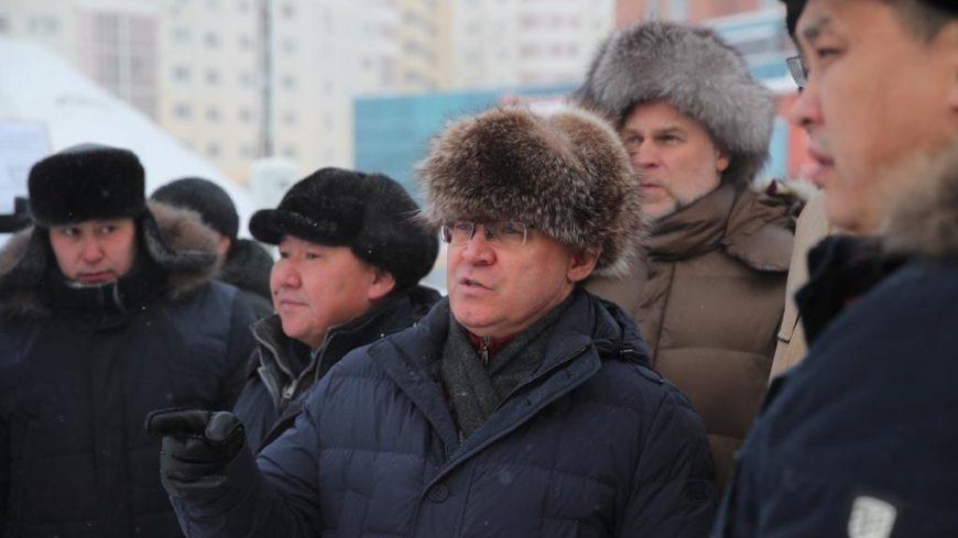 Объемы ввода жилья в России продолжают расти