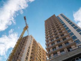 Растет число домов, строящихся по новым правилам