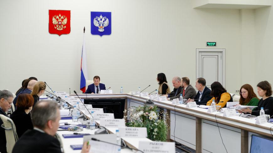 В Минстрое России обсудили проекты Всероссийского конкурса благоустройства 2020 года