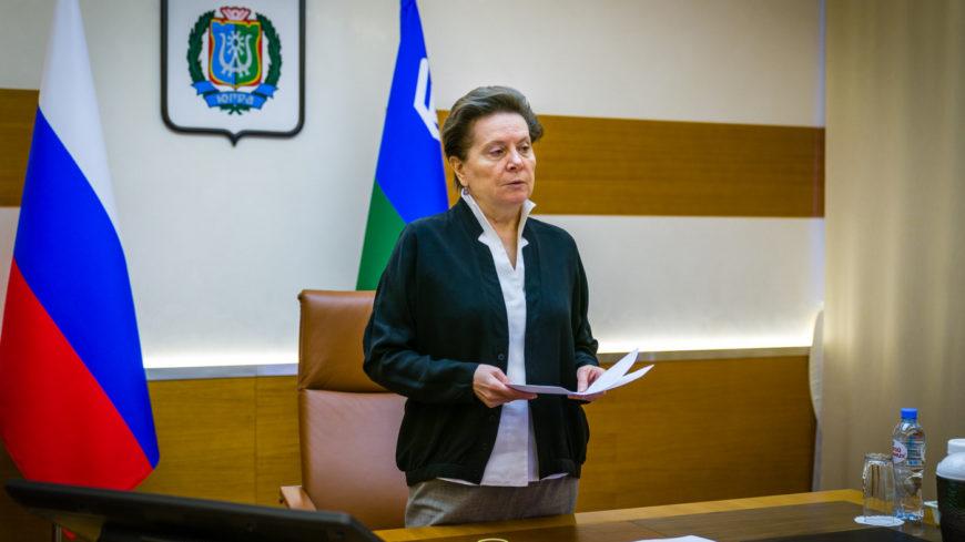 Правительство Югры внесло предложения в федеральное законодательство по поддержке строительного комплекса