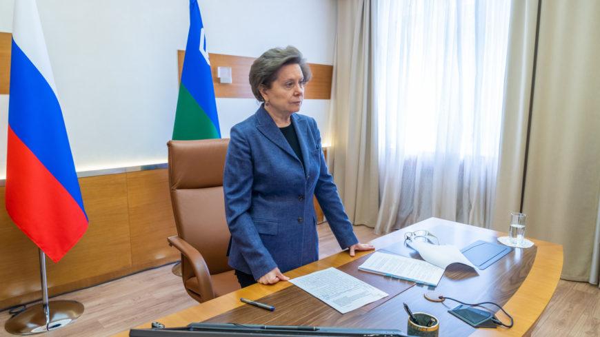 4 объекта капитального строительства проинспектировала Наталья Комарова