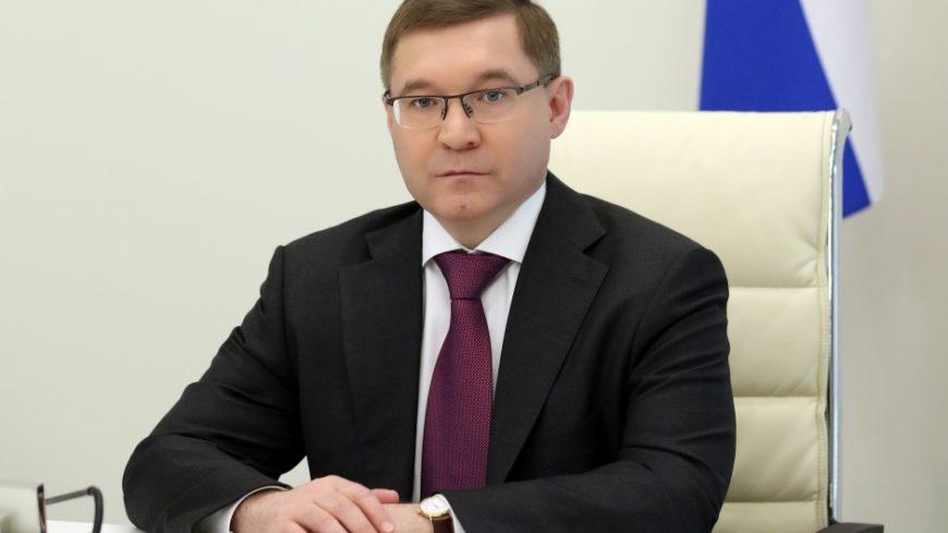 Владимир Якушев: «Строительство должно остаться драйвером экономики даже в условиях пандемии»