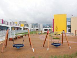 В России строится 50 школ и 24 детских сада по программе «Стимул»