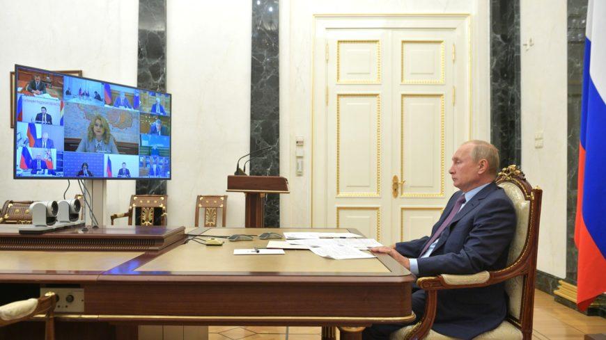 Владимир Путин: Предлагаю продлить госпрограмму льготной ипотеки до 1 июля 2021 года