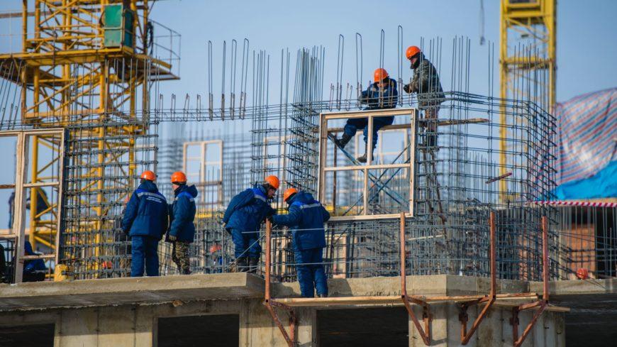 Минстрой России и Минпромторг провели совещание по вопросу состояния рынка металлопродукции строительного сортамента