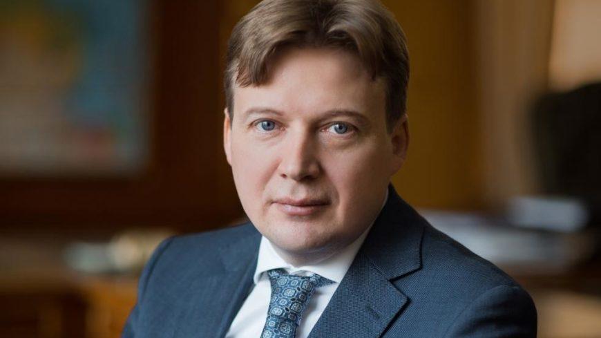 Президент НОСТРОЙ Антон Глушков поздравляет с Новым годом и Рождеством