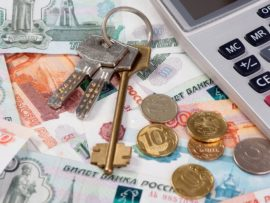 Средний размер ипотечного жилищного кредита для долевого строительства в январе 2021 года превысил 3,5 млн руб. (график)