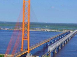 Строительство второго моста через Обь в Югре планируют начать в 2022 году