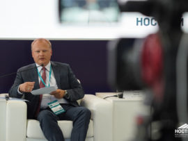Инструмент рейтингования строительных организаций презентовал вице-президент НОСТРОЙ Антон Мороз на KazanSummit 2021