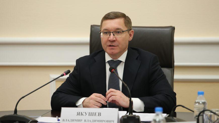 Владимир Якушев призвал регионы активизировать работу по благоустройству территорий