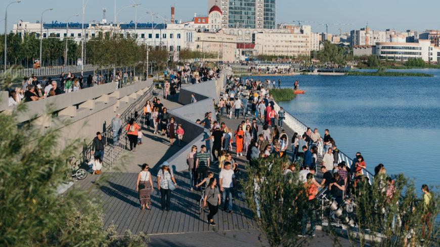 Всемирный парковый конгресс World Urban Parks-2019 пройдет при поддержке Минстроя России