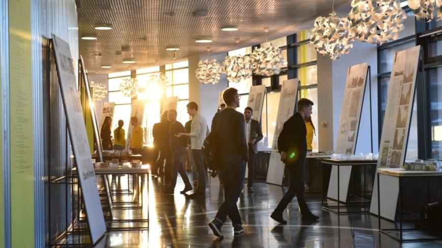 Итоги Второй молодежной архитектурной биеннале подведут 24 — 26 октября