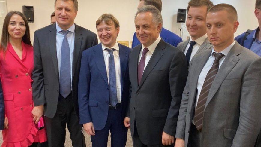 Антон Глушков принял участие в совещании у заместителя Председателя Правительства России Виталия Мутко