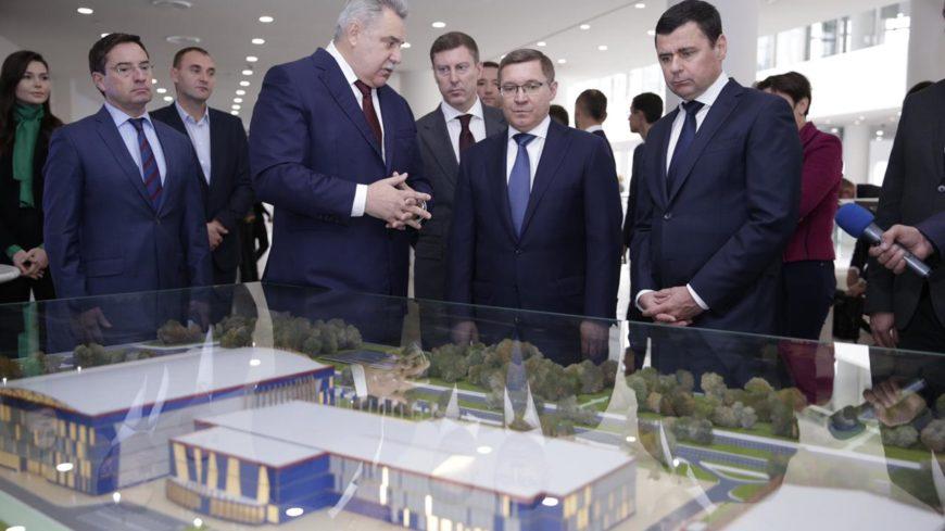 Владимир Якушев: «Сильный строительный комплекс – драйвер в реализации национальных проектов»
