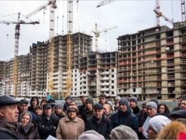 На решение проблем двух с половиной тысяч дольщиков из 9 регионов выделено 3,9 млрд руб. бюджетных средств
