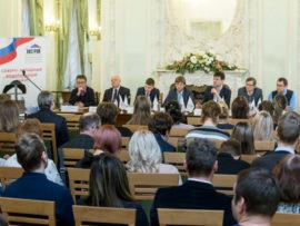 В Санкт-Петербурге обсудили вопросы охраны труда в строительстве